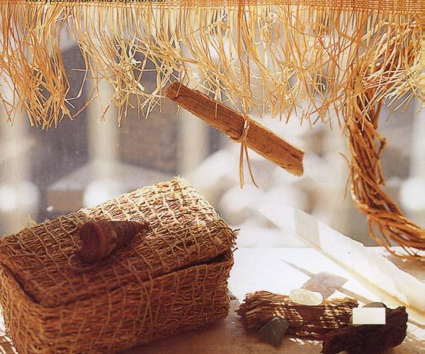 Натуральные ткани в интерьере