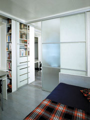 Квартира с динамичной планировкой